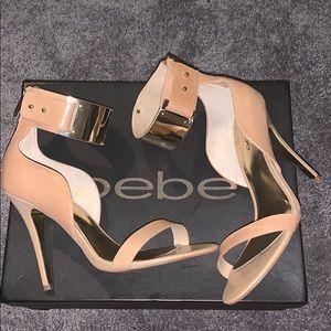 Bebe heels size 8